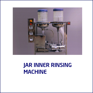 JAR INNER RINSING MACHINE